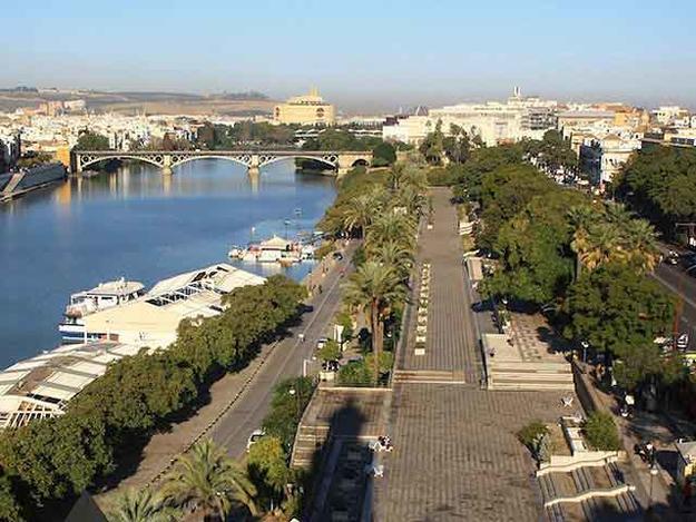 Historic Landscape of Sevilla