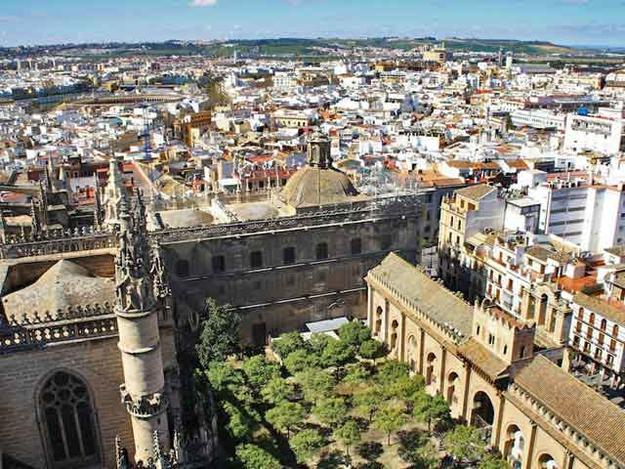 Historic Landscape of Sevilla