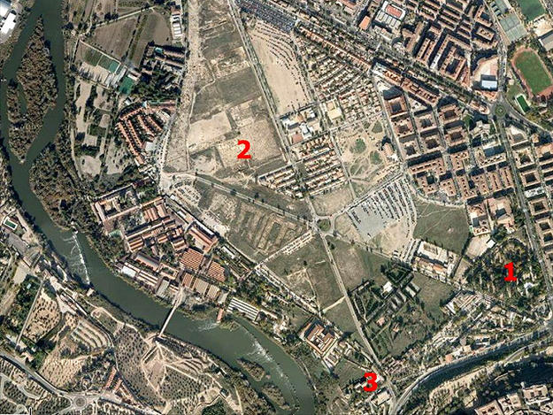 Historic Landscape of Toledo
