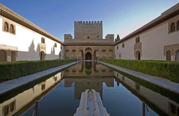 Patio de los Arrayanes, 2011
