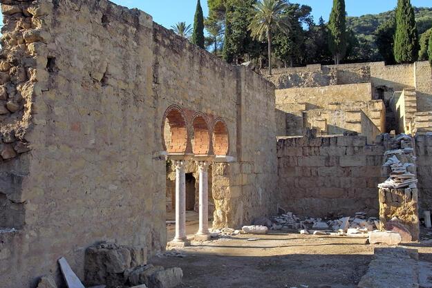 Casa de la Alberca at the Medina, 2011
