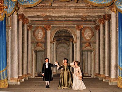 Queen's Theater at Versailles