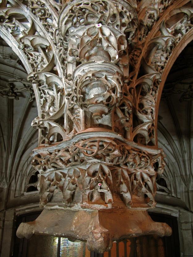 Ornate hanging element, 2012