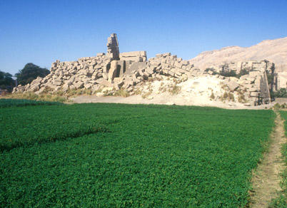 World Monuments Fund: West Bank of the Nile