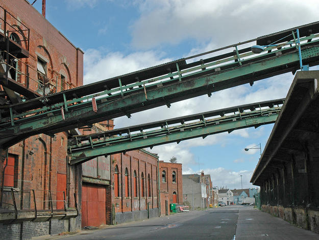 Grimsby Ice Factory and Kasbah