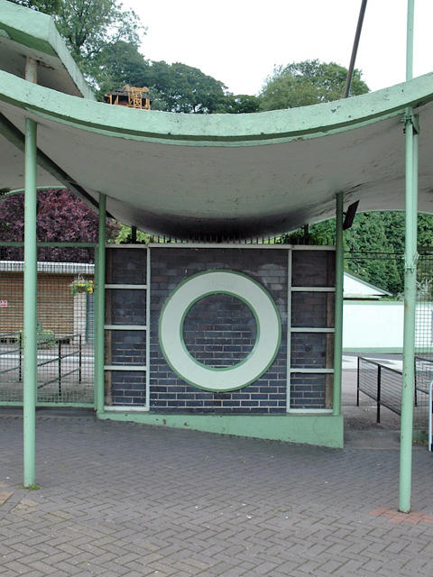 TECTON BUILDINGS AT DUDLEY ZOOLOGICAL GARDENS