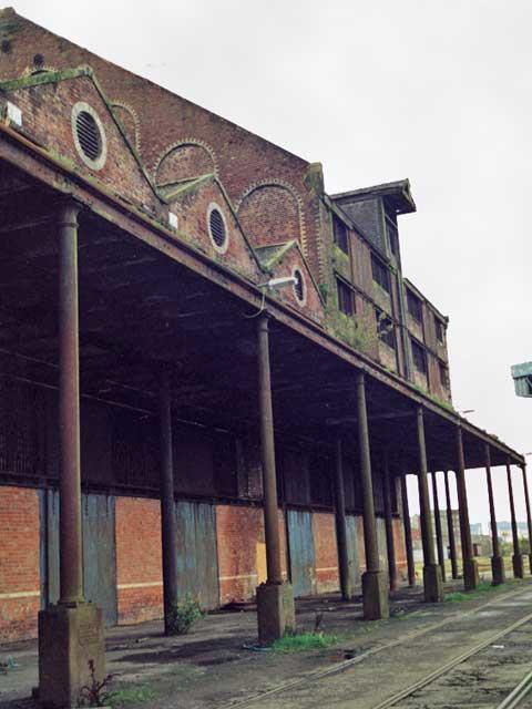 Greenock Sugar Warehouses