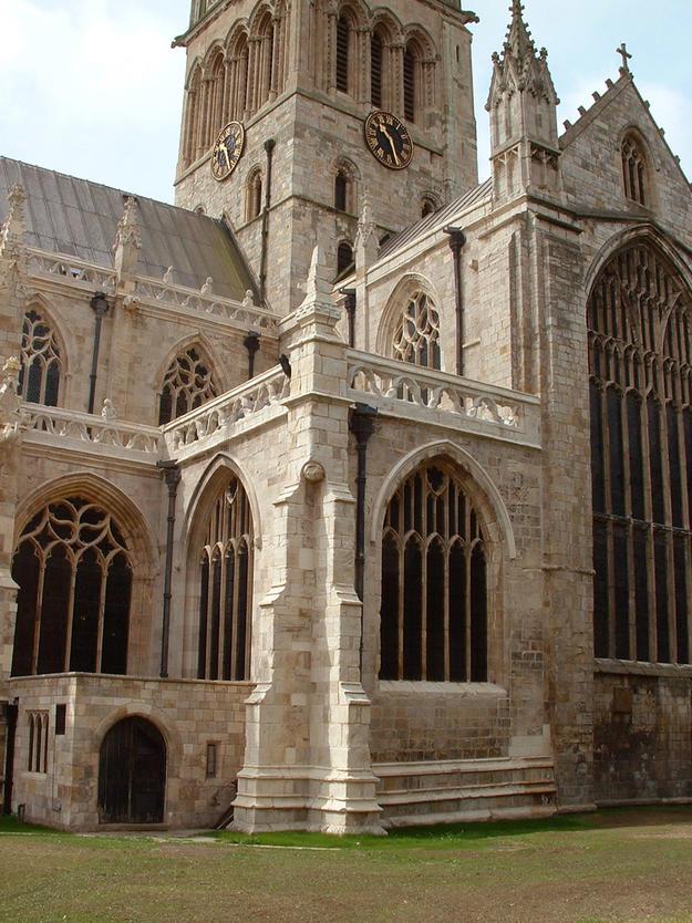 Lathom Chapel built in 1465, 2003