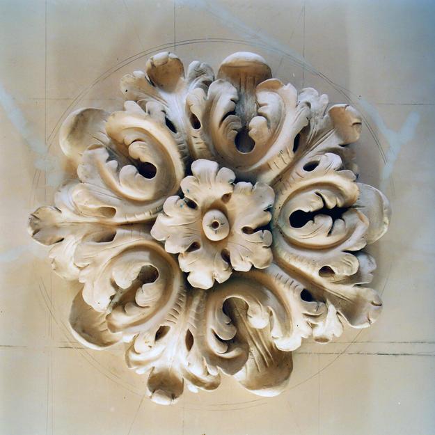 Decorative detail, 2004