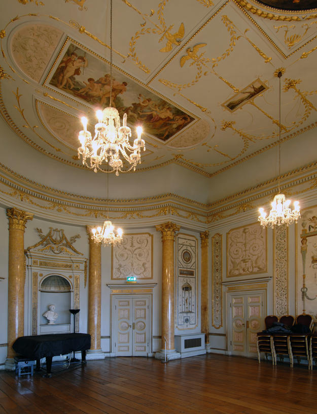 State Music Room, 2009