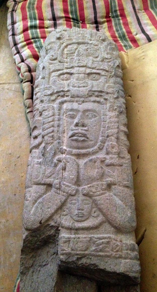 Sandstone carving , 2013