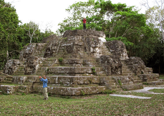 Temple, 2012