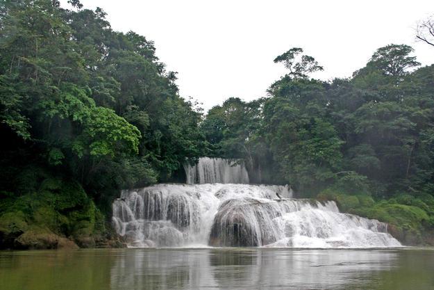 Waterfall, 2007