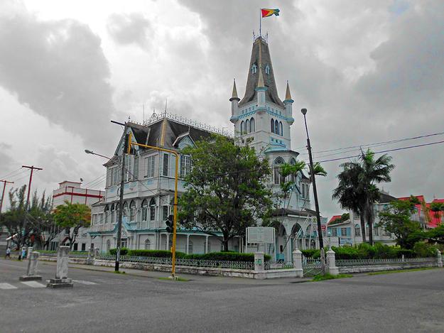Georgetown City Hall