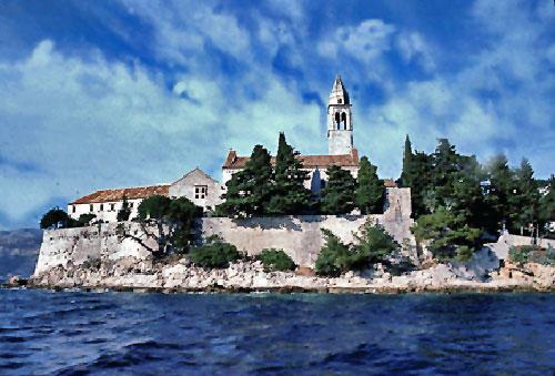 Lopud Franciscan Monastery