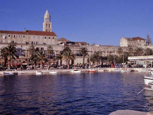 Split Historic Center