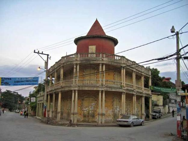 JACMEL HISTORIC DISTRICT
