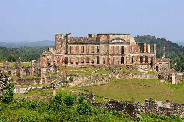 PALACE OF SANS SOUCI