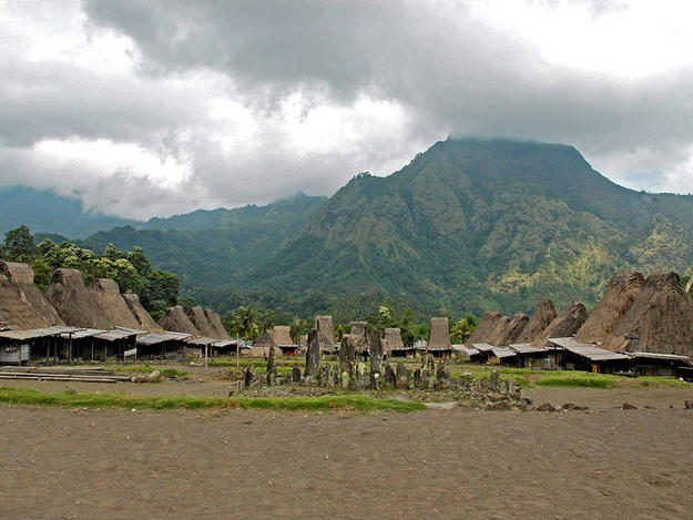 Ngada Villages of Flores