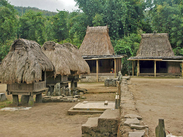 Ngada Villages of Flores