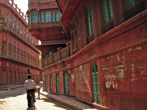 HISTORIC HAVELIS OF BIKANER