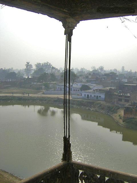 Kothi, Qila Mahmudabad