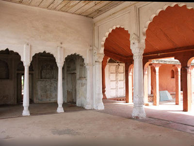 HOUSE OF SHAIKH SALIM CHISHTI
