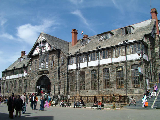 Historic Civic Center of Shimla