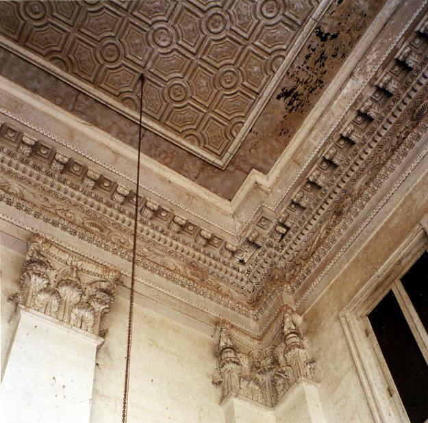 Interior detail , 2002