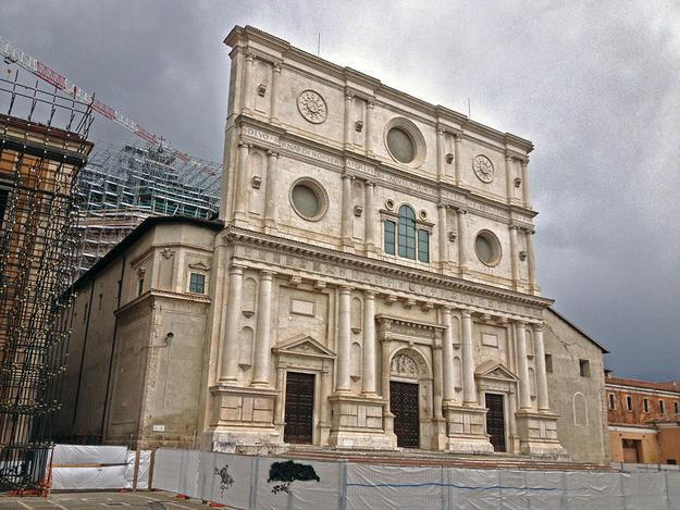 Historic Center of L'Aquila