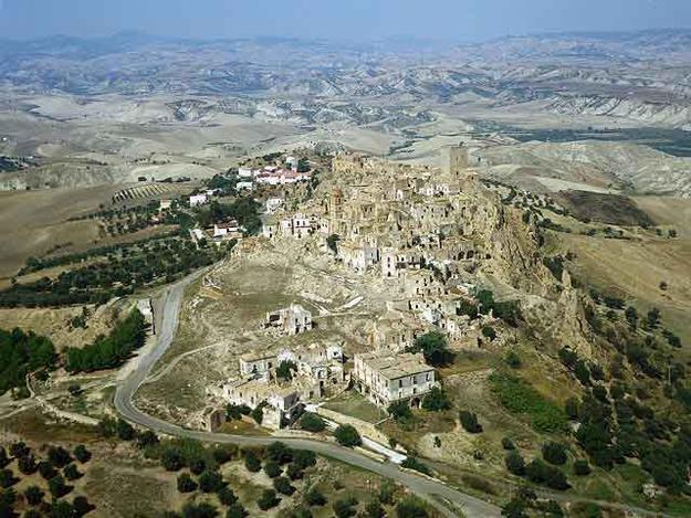 Historic Center of Craco