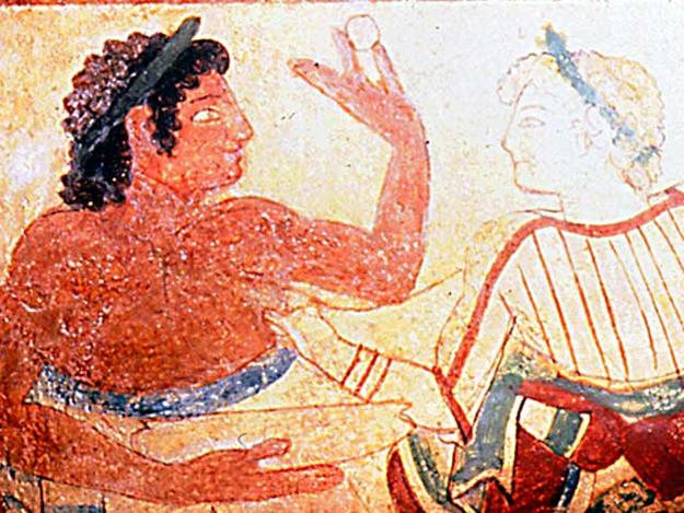 Etruscan Painted Tombs of Tarquinia
