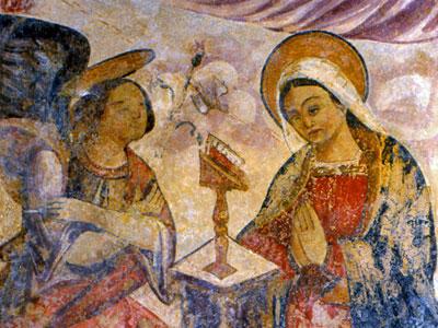 RUPESTRIAN CHURCHES OF PUGLIA AND THE CITY OF MATERASan Pietro, 1999