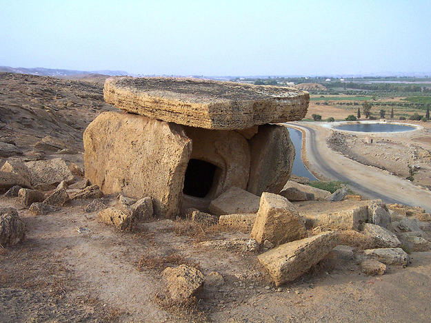 Damiya Dolmen Field