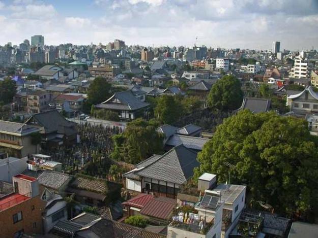 DENCHU HIRAKUSHI HOUSE AND ATELIER