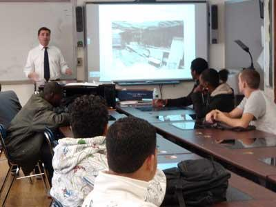 PRESERVATION ARTS TRAINING WILLIAMSBURG HIGH SCHOOL