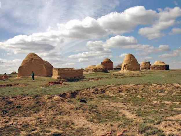 Vernacular Architecture of the Kazakh Steppe Sary-Arka