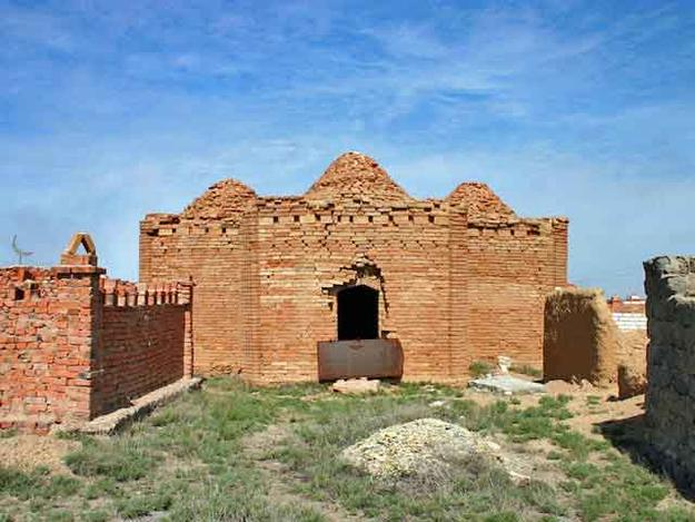 vernacular architecture of the kazakh steppe sary