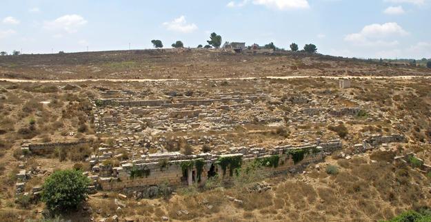 Ancient ruins, 2013