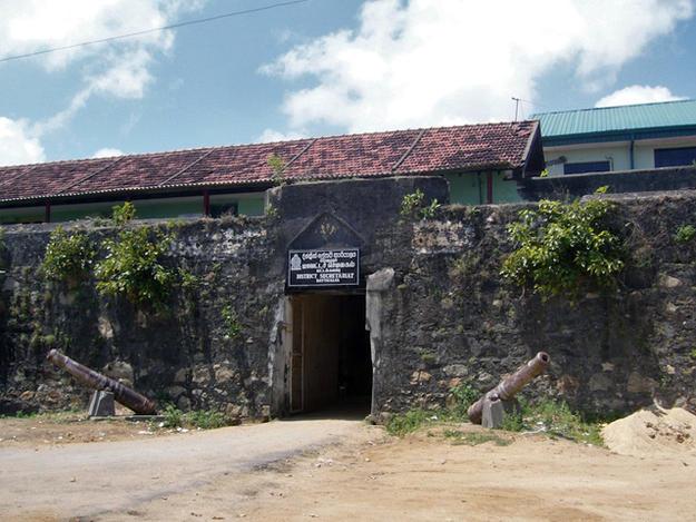Dutch Fort of Batticaloa