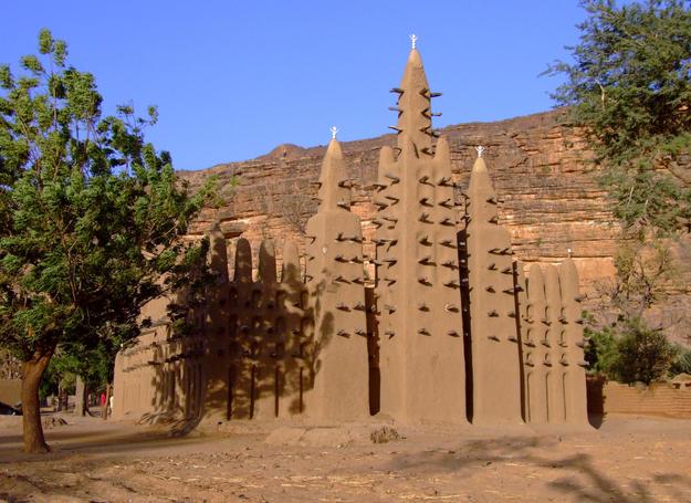 Kani Kombole Mosque, 2008