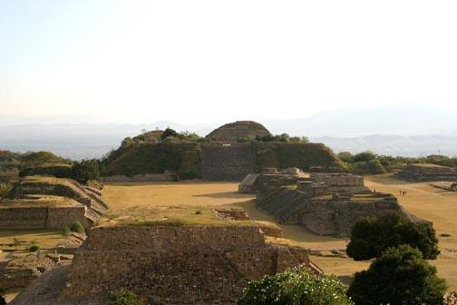 Monte Albán Archaeological Site