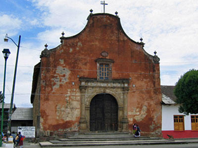 APOSTLE SANTIAGO CHURCH IN NURIO