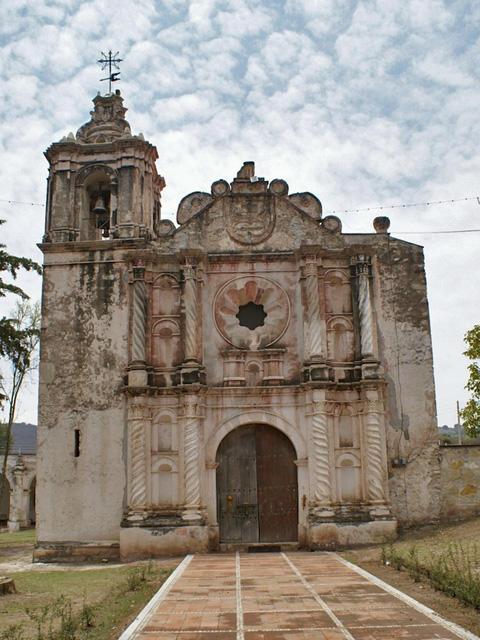 Templo de San Bartolo Soyaltepec