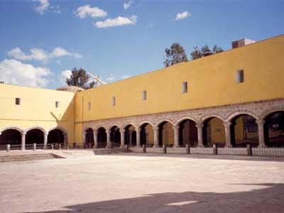 SAN GABRIEL CONVENT IN CHOLULA