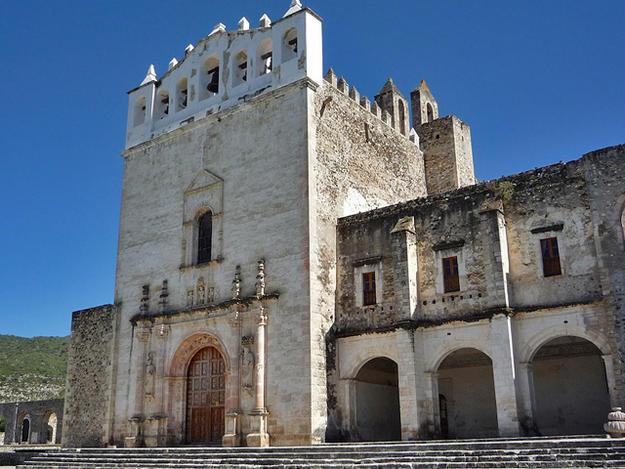 Main access to the Monastery of Los Santos Reyes, 13/08/2008