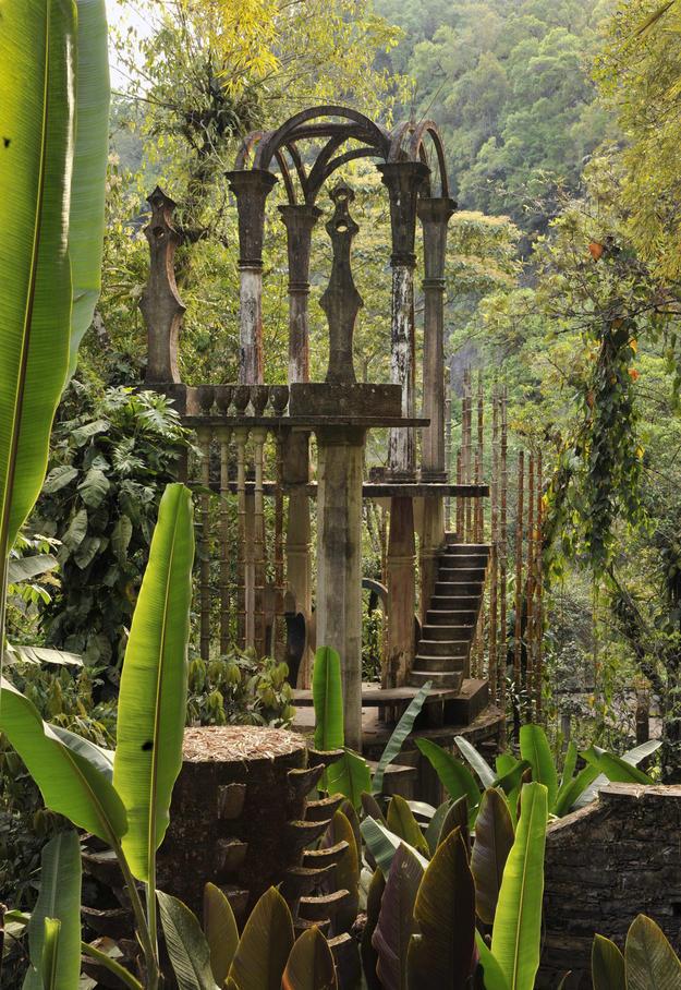 Las Pozas | World Monuments Fund