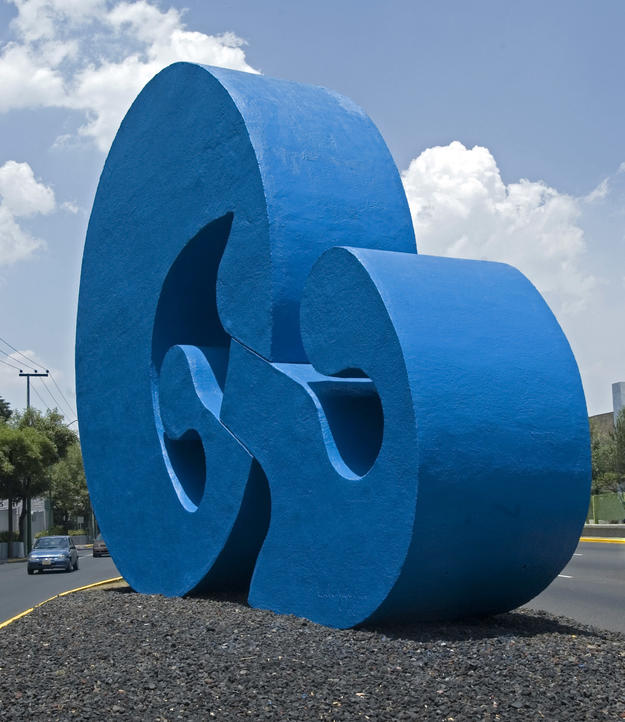 El Ancla by Willi Gutmann, 2009
