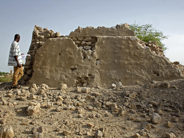 Cultural Heritage Sites of Mali