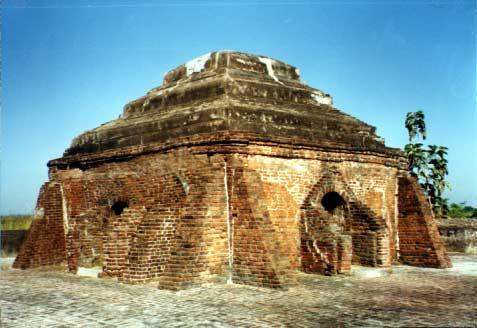 Sri-Ksetra Temples